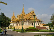 Royal  Palace in Cambodia