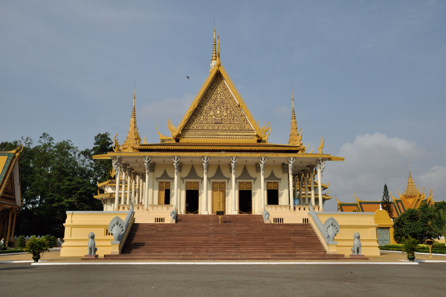 Day Tour In Phnom Penh The Cambodia Capital Pictures Of